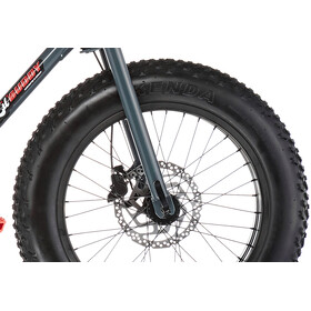 """Ruff Cycles Lil'Buddy 20"""" Bosch Active Line 500Wh, gris"""